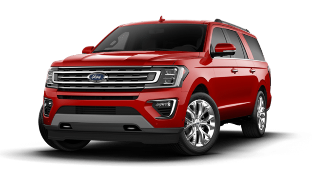 New 2019 Ford Expedition Max Limited SUV in Montpelier OH